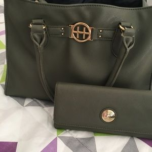 Tommy Hilfiger Bag and wallet